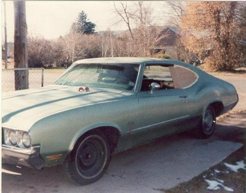 WizardOfAaahhs 1970 Oldsmobile Cutlass Supreme Specs Photos
