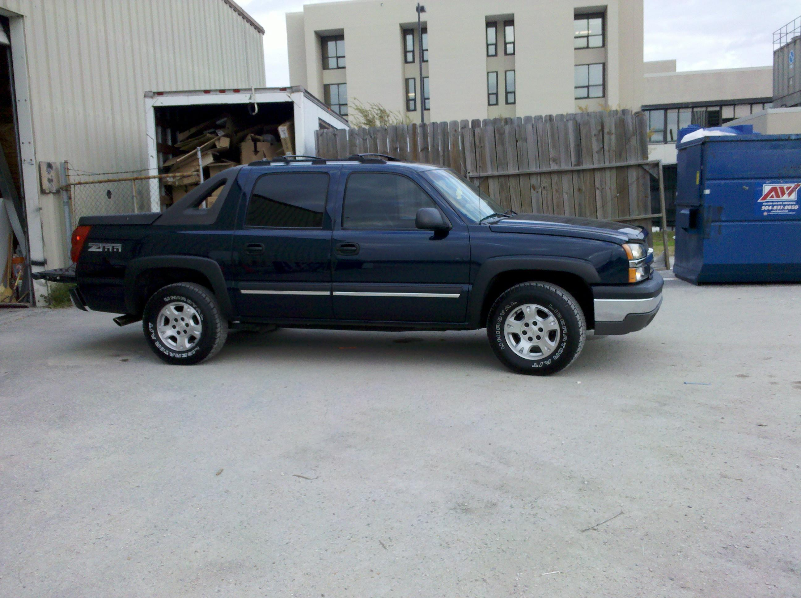 Another KWAssociates 2004 Chevrolet Avalanche 1500 post... - 15070455