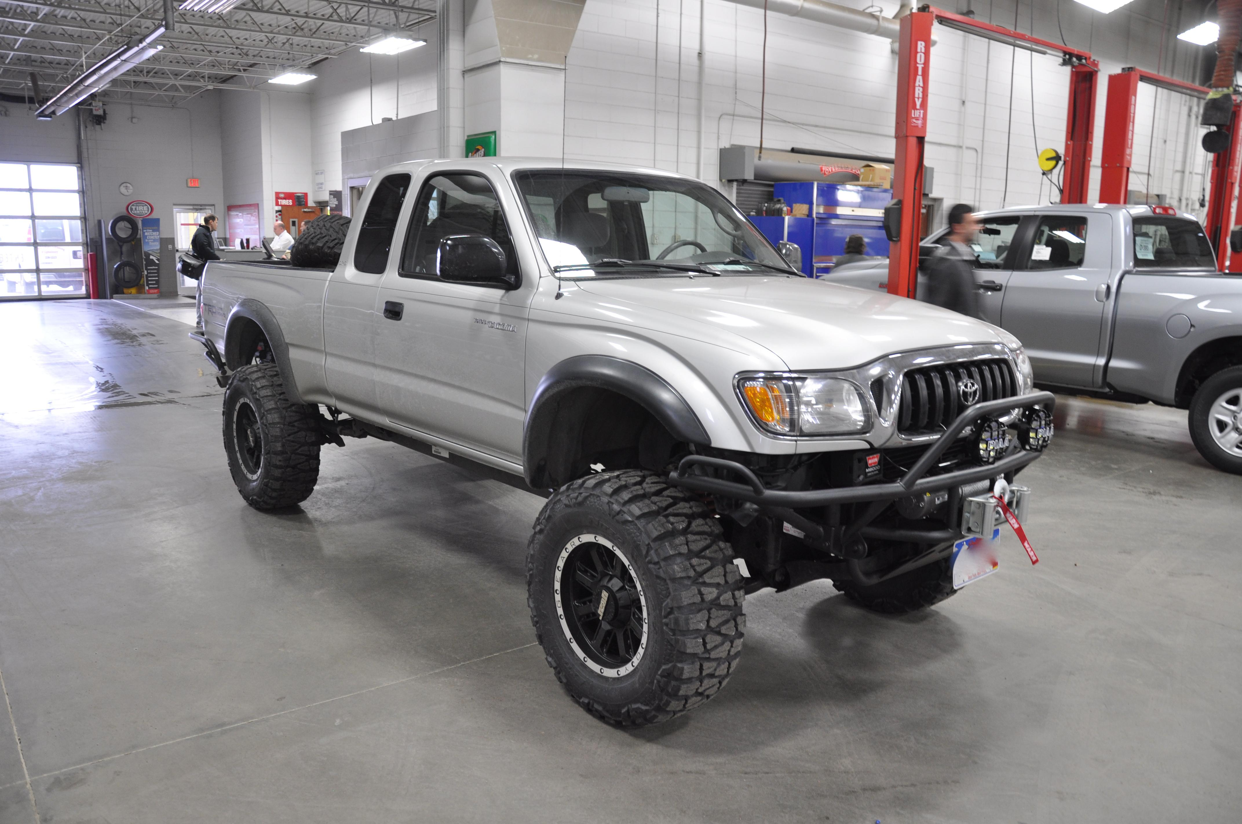 Subaru Sioux Falls >> Supercharged2002's 2002 Toyota Tacoma Xtra Cab in Sioux ...