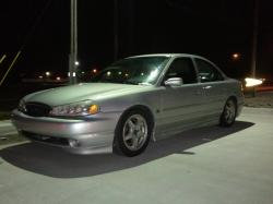 98ctours 2000 Ford Contour 