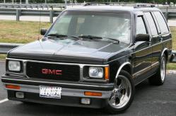 facefromdrivens 1994 GMC Jimmy
