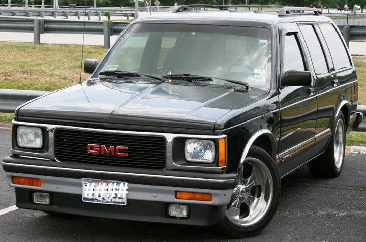 facefromdriven's 1994 GMC Jimmy