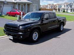 knight_rider_318s 2000 Dodge Dakota Quad Cab