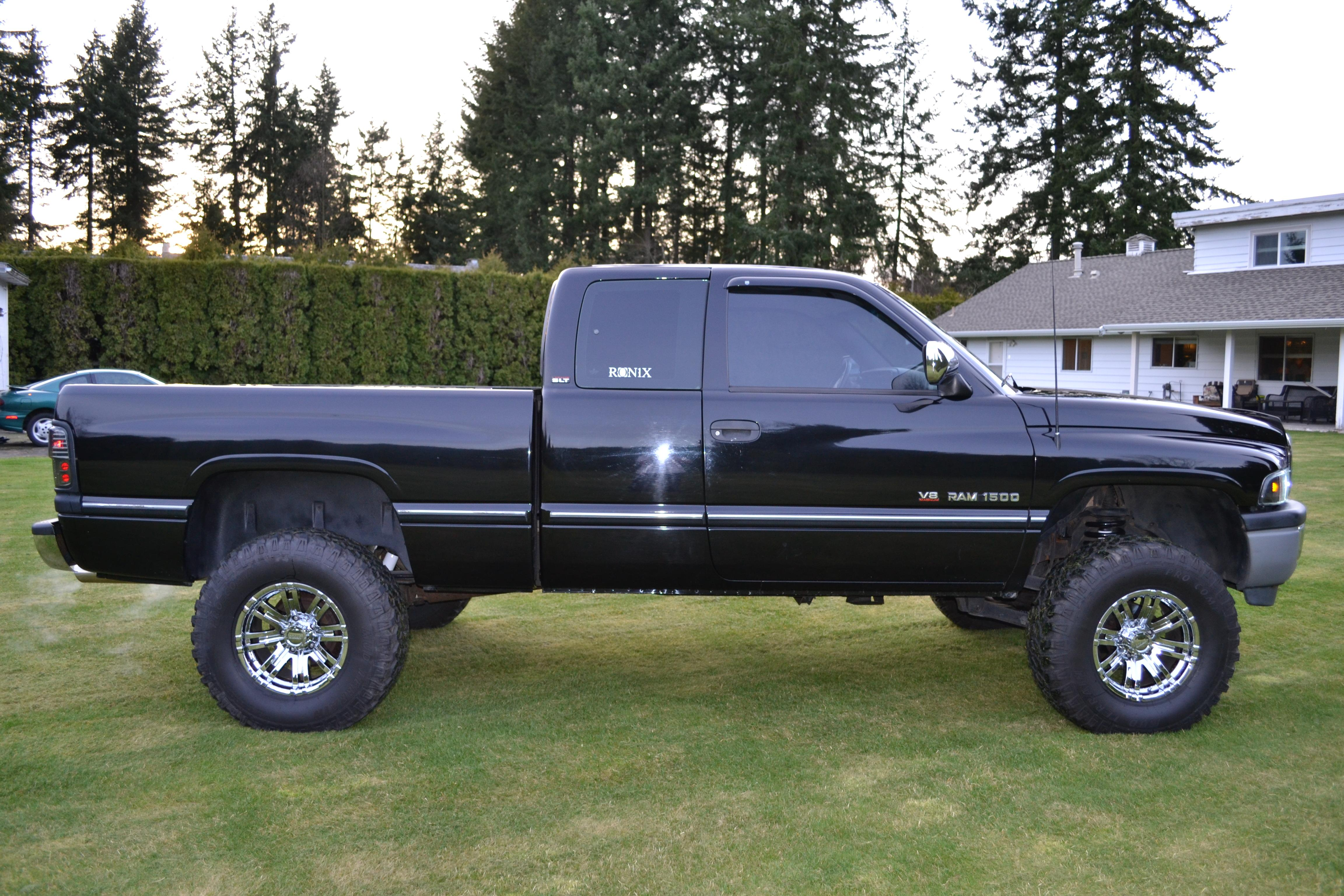 r t b 1996 dodge ram 1500 crew cab specs photos modification info at cardomain. Black Bedroom Furniture Sets. Home Design Ideas