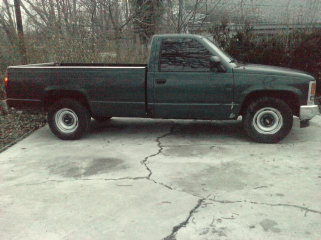 willinit's 1988 Chevrolet 2500 Regular Cab