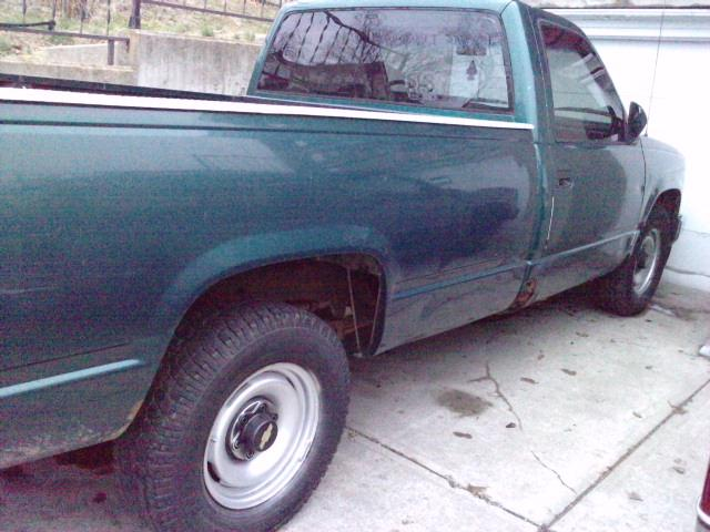 willinit 1988 Chevrolet 2500 Regular Cab 15072162