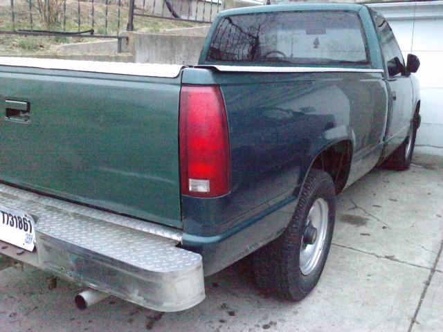 willinit 1988 Chevrolet 2500 Regular Cab 15072163
