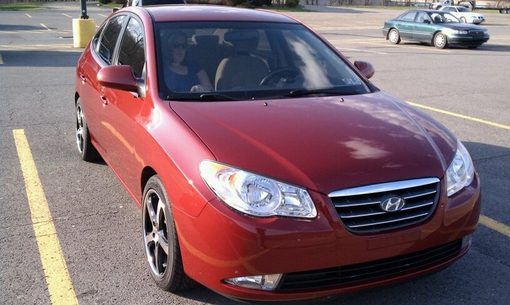 Another anxemptyxsky 2009 Hyundai Elantra post... - 15071391