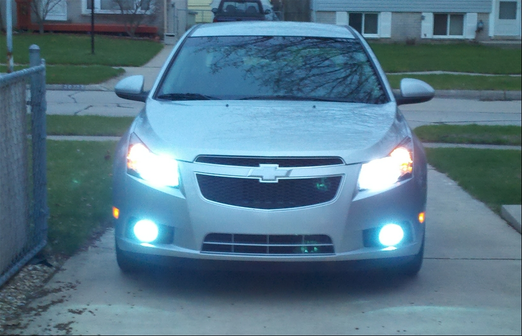 Chevy Cruze Fog Light Wiring Diagram - Electrical Systems Diagrams