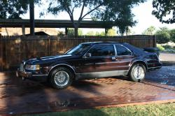 Badbilly 1988 Lincoln Mark VII