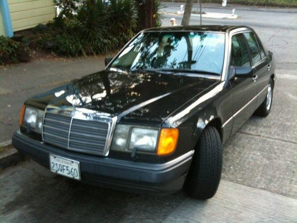 Tony2x 1990 Mercedes Benz 300e2 6 Sedan 4d Specs Photos