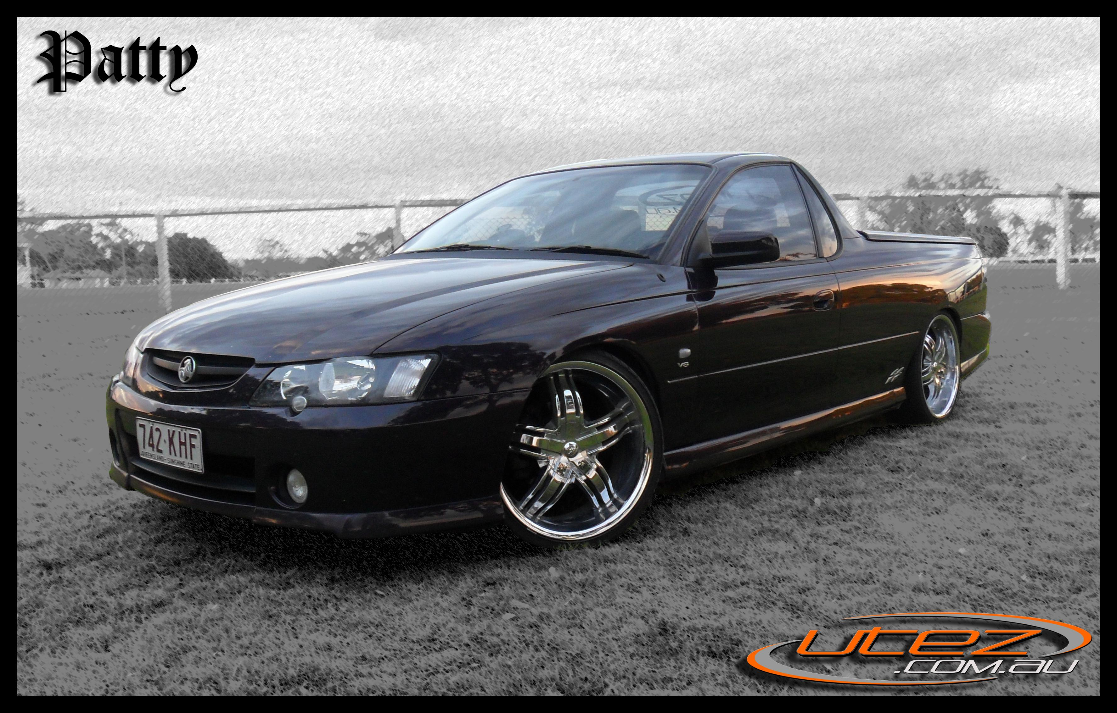 Another patty01 2003 Holden Ute post... - 15071488