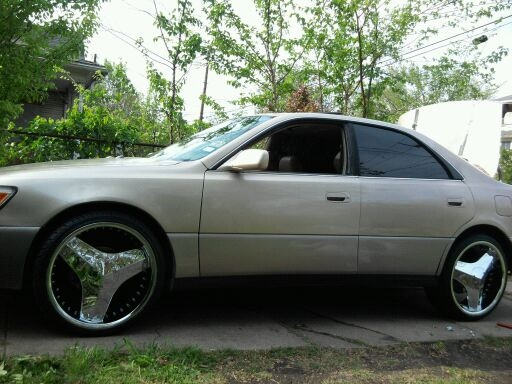 oldeastdallas214's 1998 Lexus ES