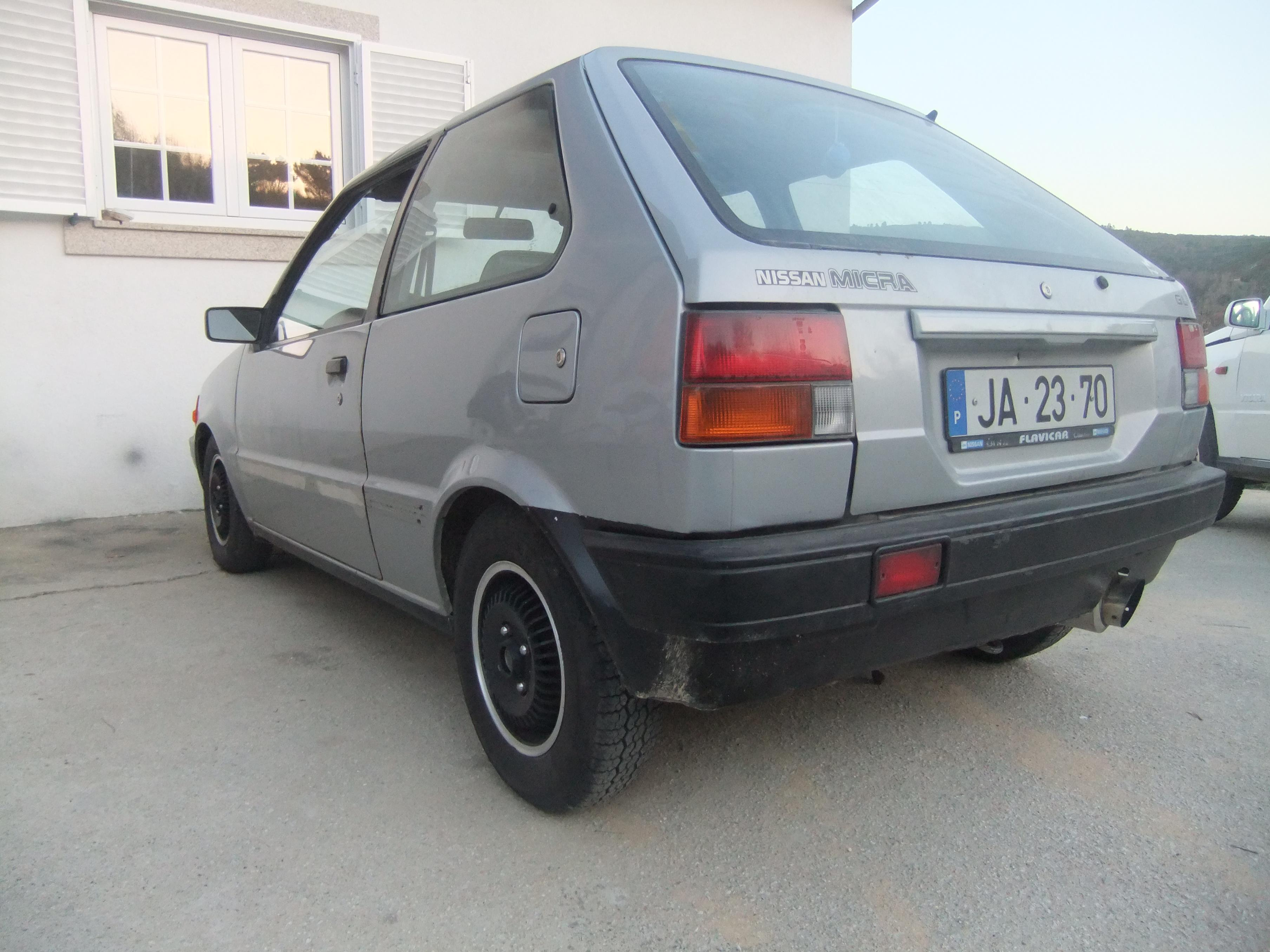 cherry-lover-on 1986 Nissan Micra