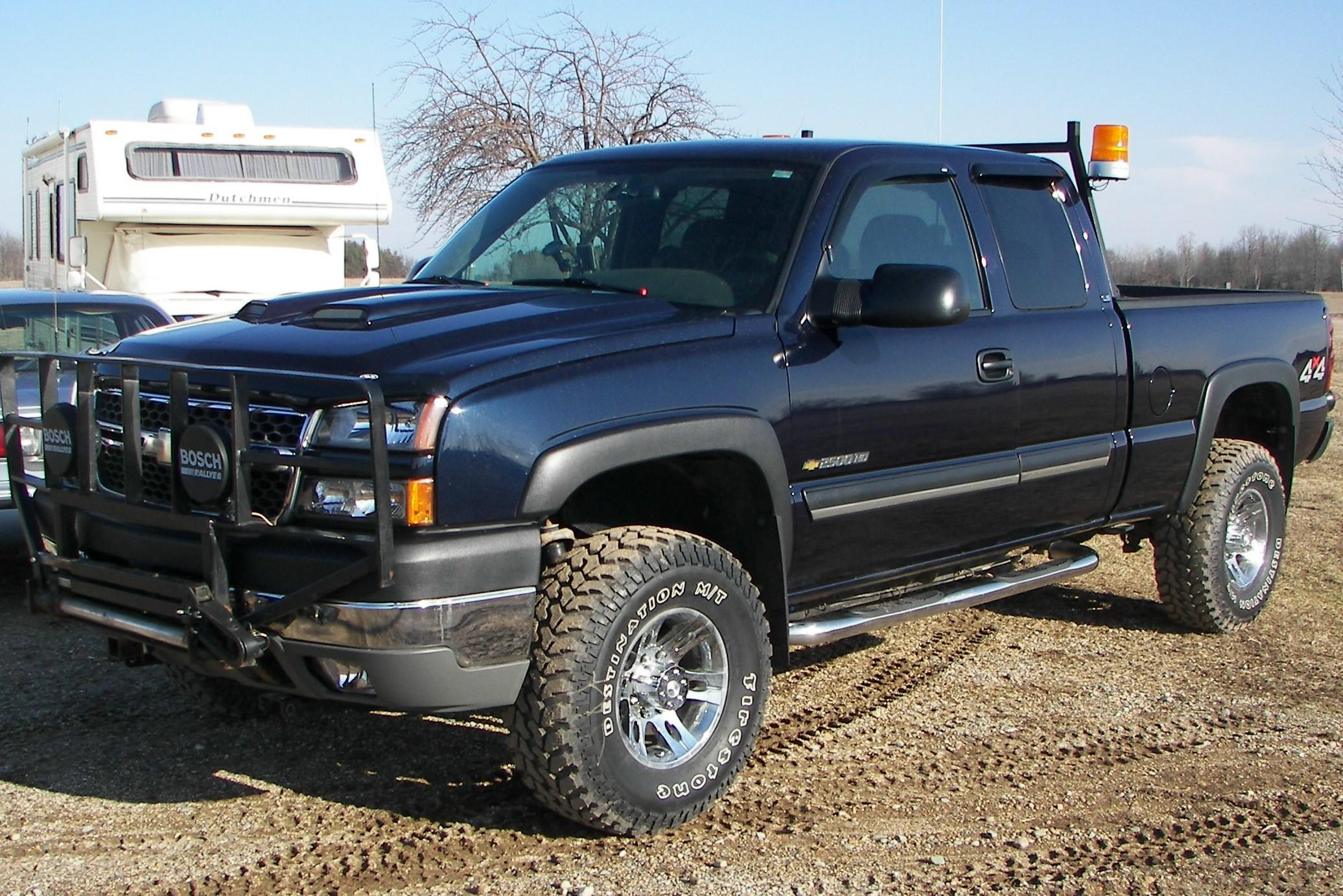 2005 Gmc Duramax >> jr-motorsports 2005 Chevrolet 2500 HD Extended Cab Specs, Photos, Modification Info at CarDomain