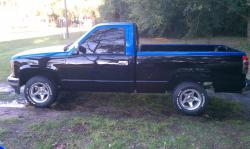 89chevyjons 1989 Chevrolet 1500 Regular Cab