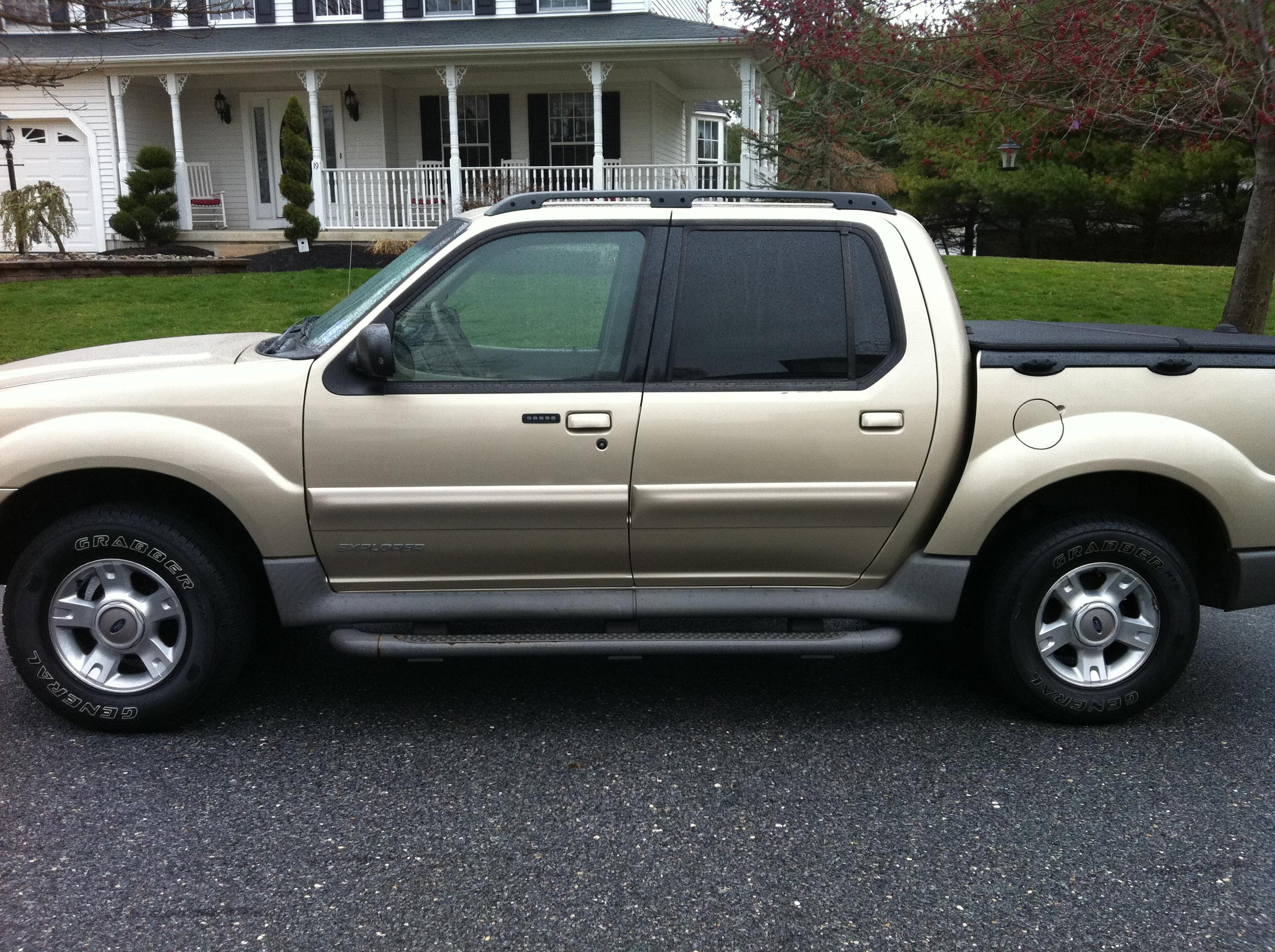 Jerikevans 2002 Ford Explorer Sport Trac Specs Photos Modification Info At Cardomain