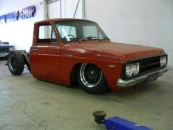 1973 Mazda B-Series Regular Cab