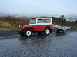 nonnihill 1946 Jeep CJ2A