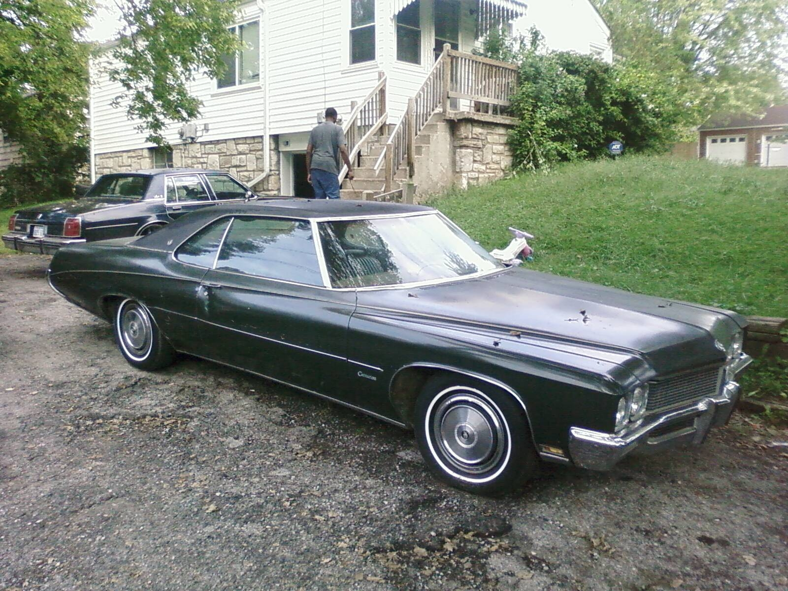 Another moneymademan 1971 Buick Centurion post... - 15076349