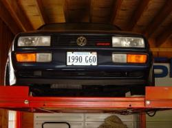 Slantnose74s 1990 Volkswagen Corrado