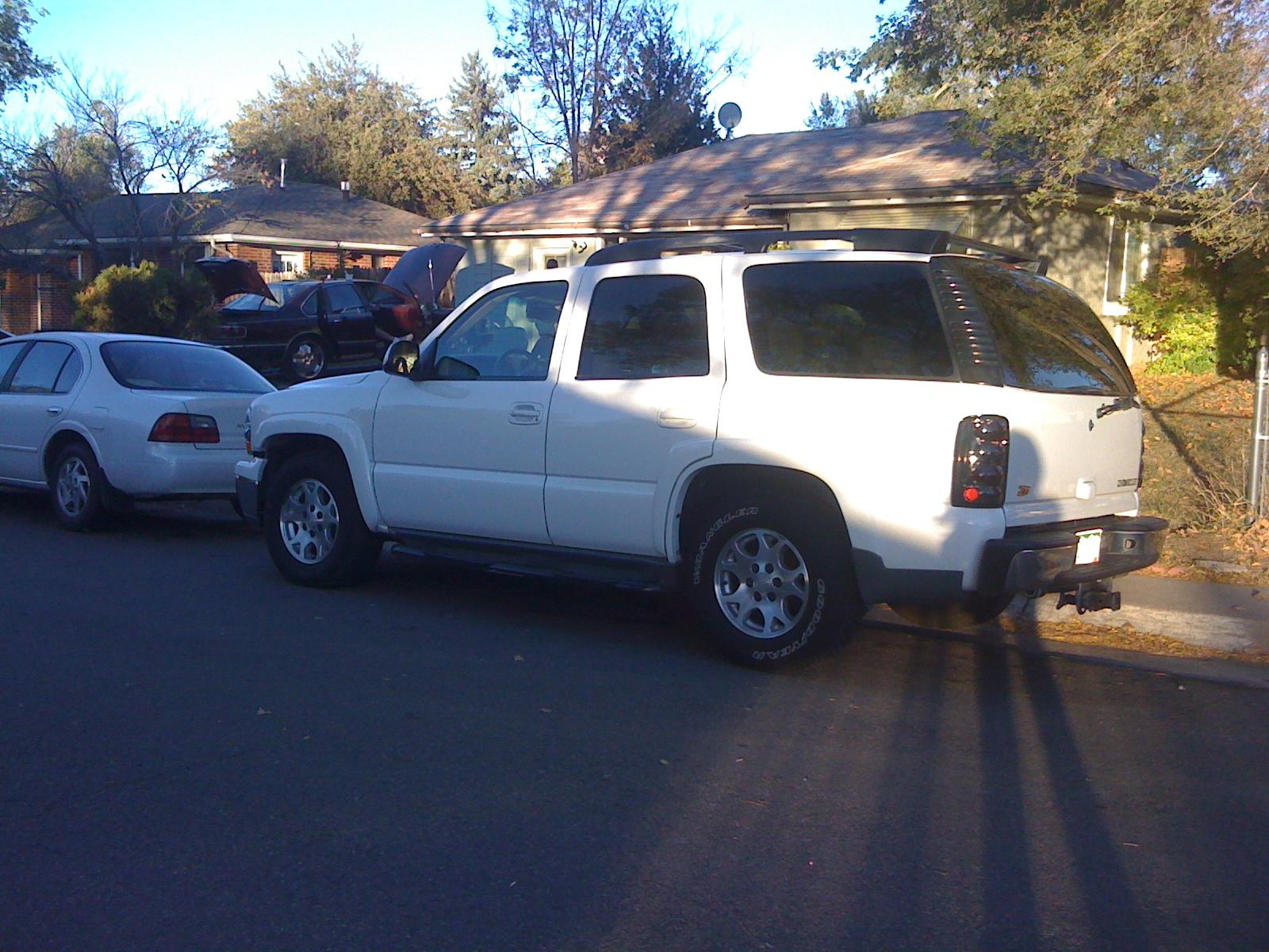 Another lovemyjoseph 2002 Chevrolet Tahoe post... - 15077747