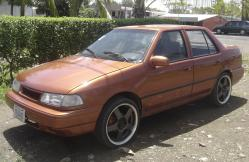 hotexcels 1992 Hyundai Excel