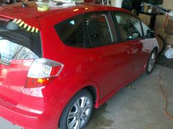 jstorm 2010 Honda Fit