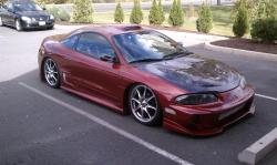 scissorman77s 1998 Mitsubishi Eclipse