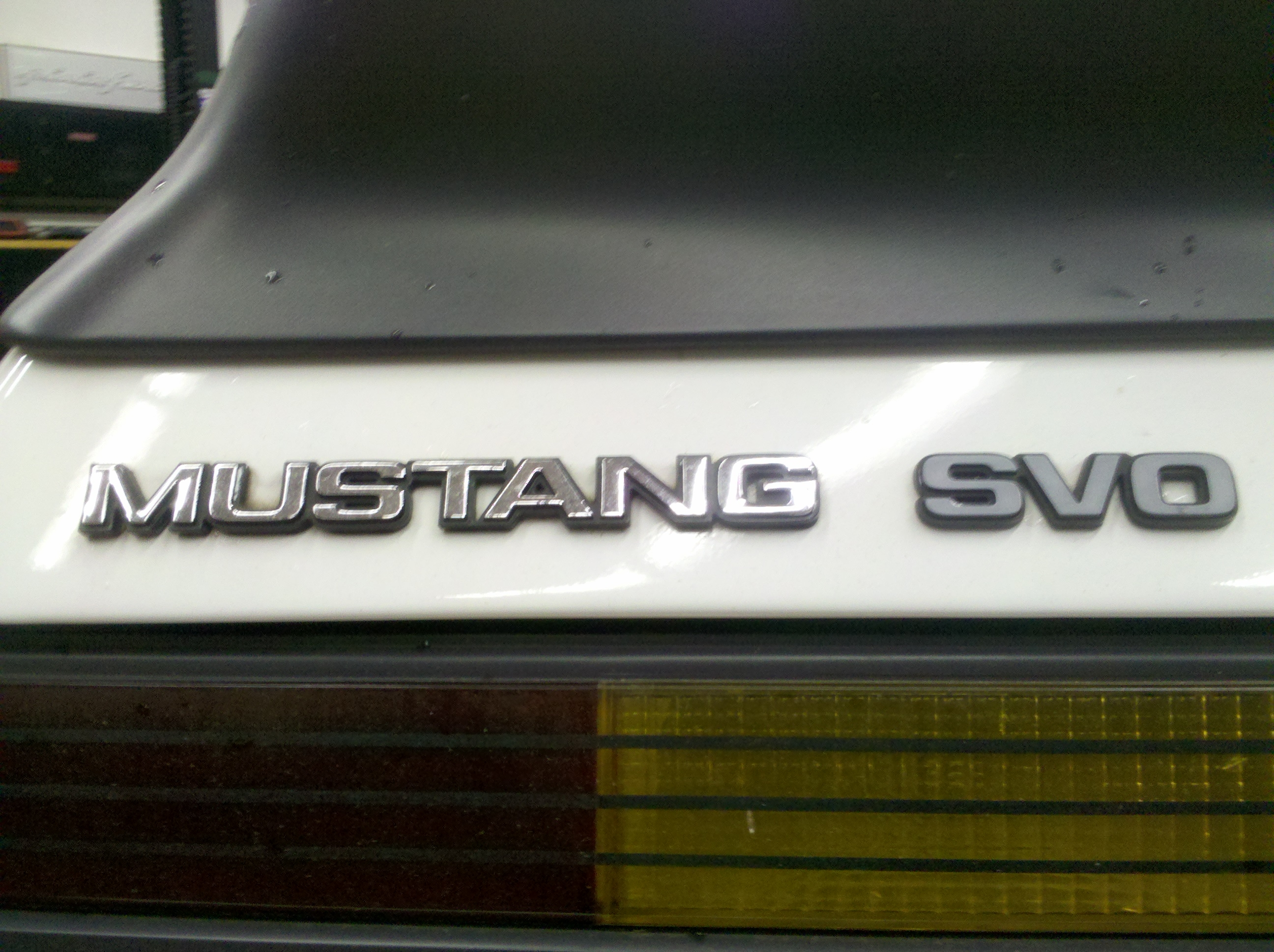 Malcolm87 1986 Ford Mustang
