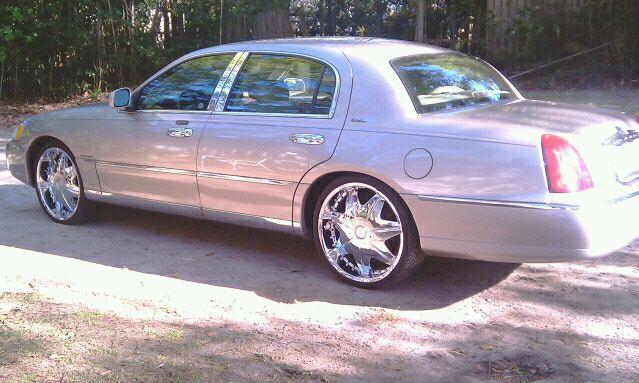 Another Demarcus911 2001 Lincoln Town Car post... - 17326739