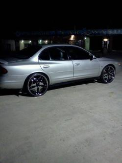 tonybreezy 2000 Oldsmobile Intrigue