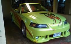 HawaiianThunders 2001 Ford Mustang