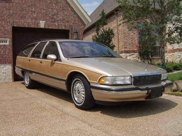 Another brettcannon74 1994 Buick Estate post... - 15081593