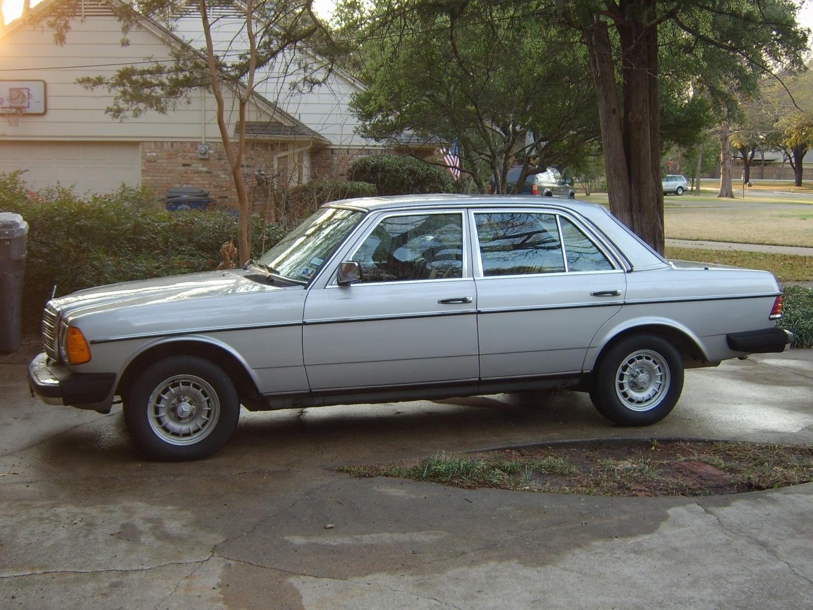 Another brettcannon74 1985 Mercedes-Benz 300D post... - 15081594