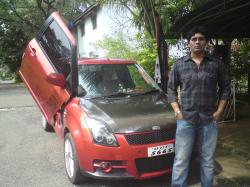 bittu_makwana 2009 Suzuki Swift