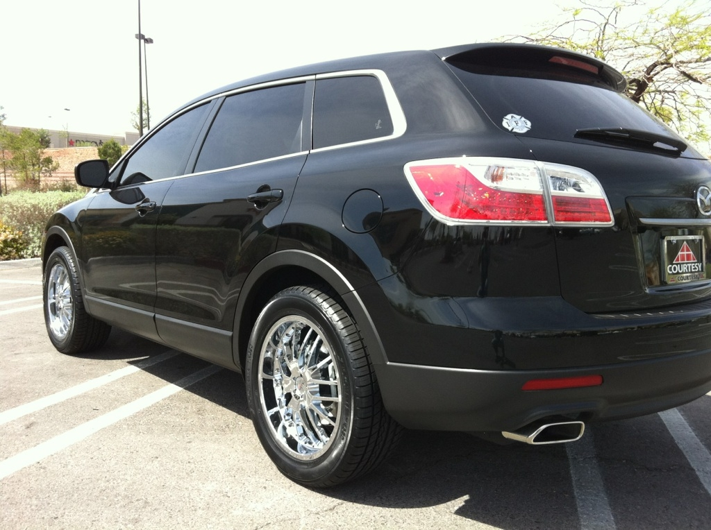 Another ffpetest53 2010 Mazda CX-9 post... - 15081848