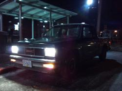 Challis88 1988 GMC S15 Extended Cab