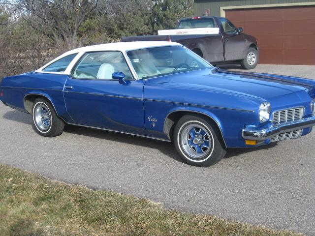 zodiacblueS's 1973 Oldsmobile Cutlass