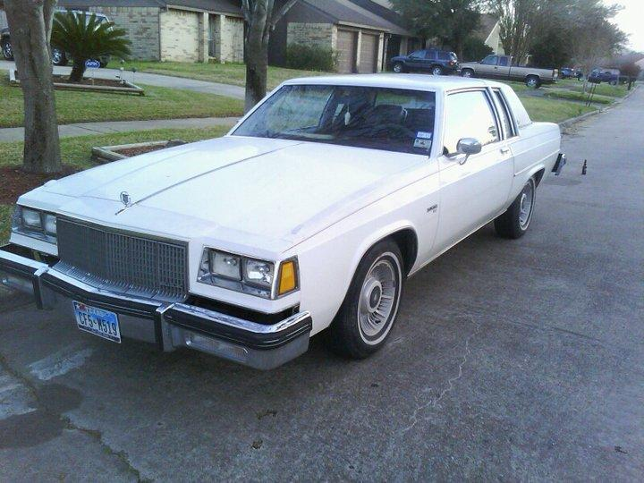 Original on 1984 Buick Lesabre