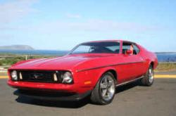 HawaiianThunders 1972 Ford Mustang