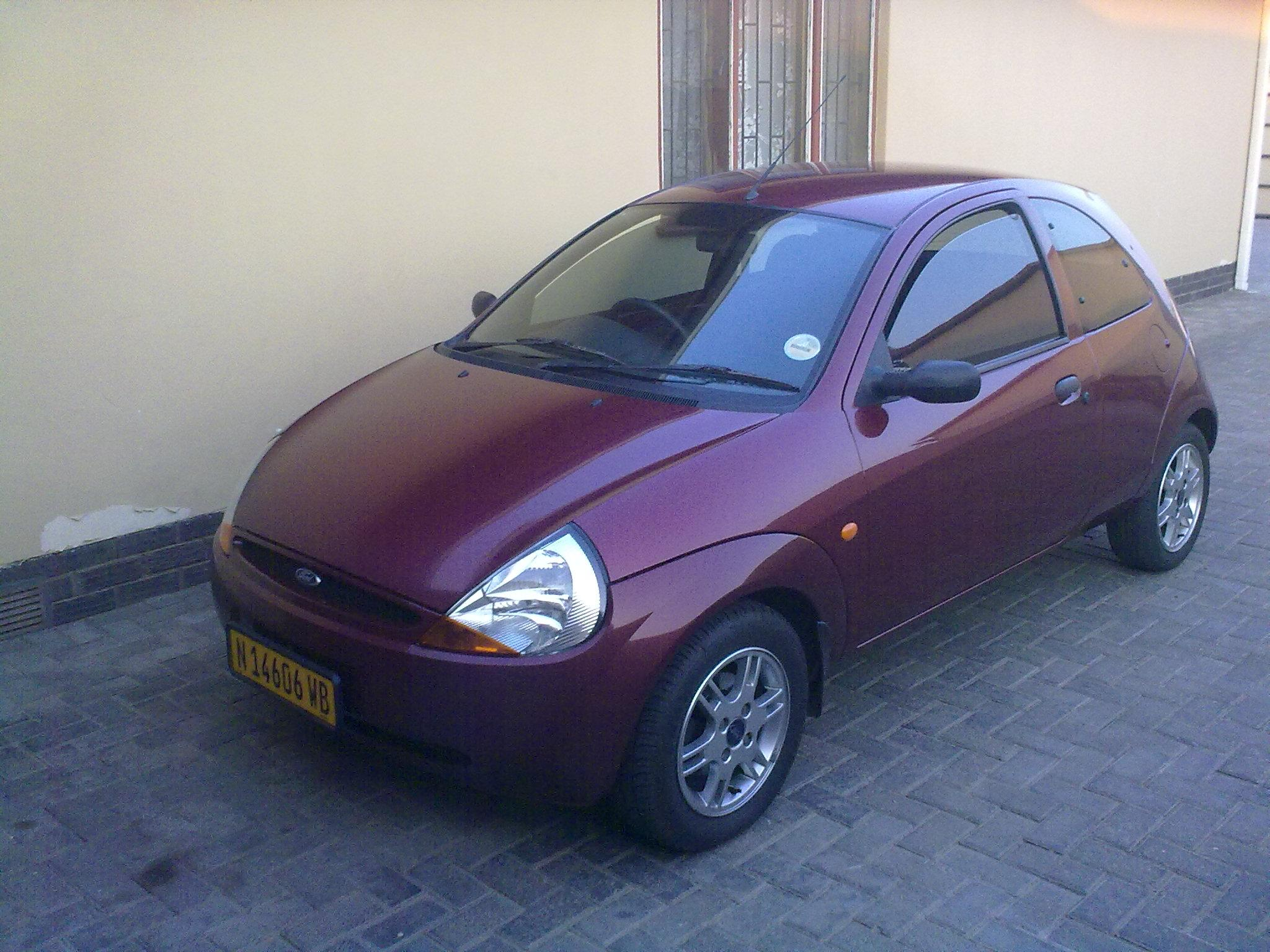 Another nizzano 2006 Ford Ka post... - 15082996