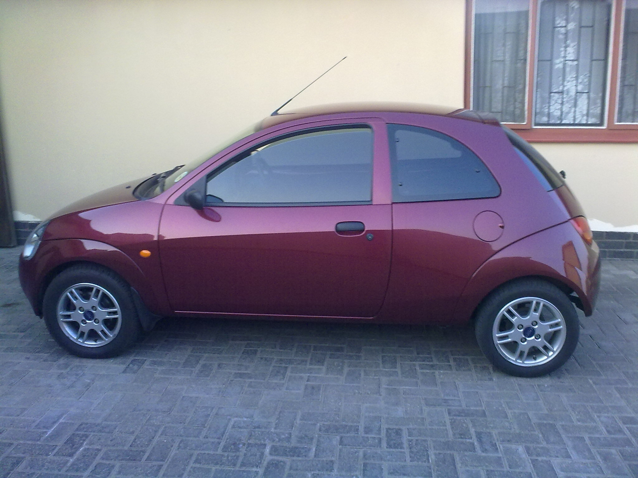 Another nizzano 2006 Ford Ka post... - 15082997
