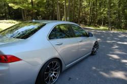 accordzoom 2005 Acura TSX