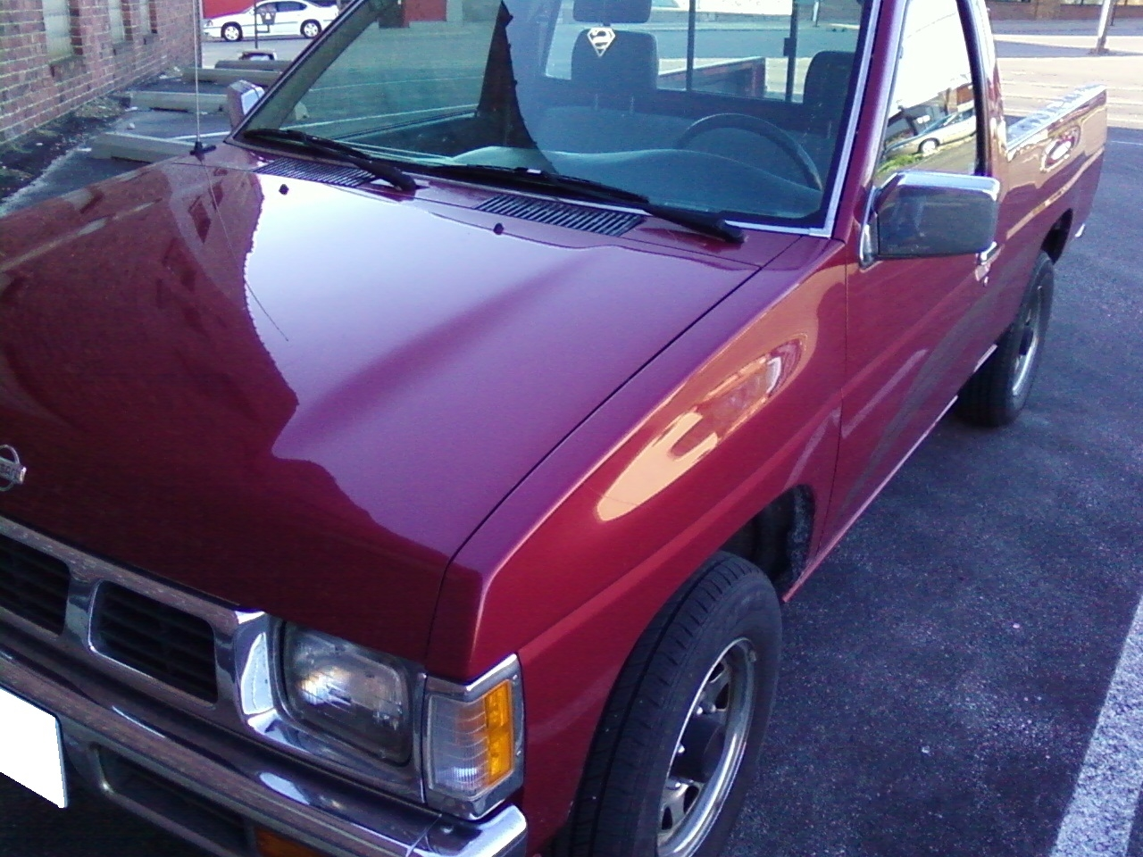 Another NamesLeo 1995 Nissan D21 Pick-Up post... - 15083119