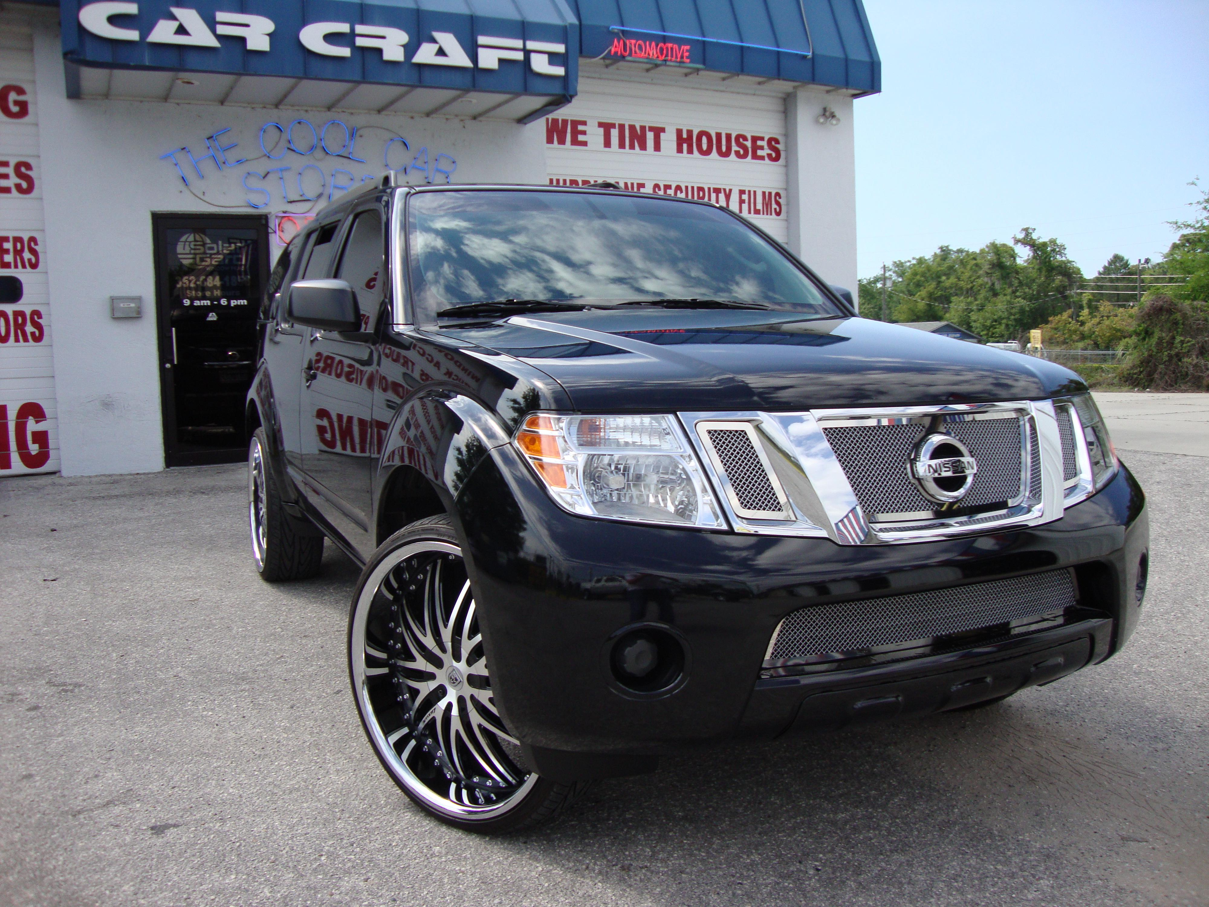 The_EraOfRivera's 2010 Nissan Pathfinder