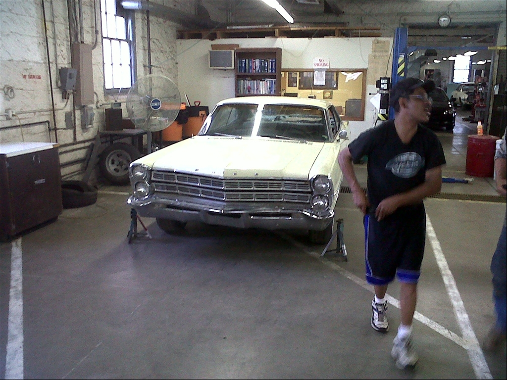Jay-Are's Ford Galaxie