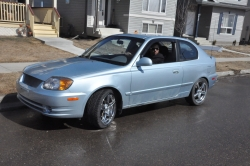 djjoven21s 2004 Hyundai Accent