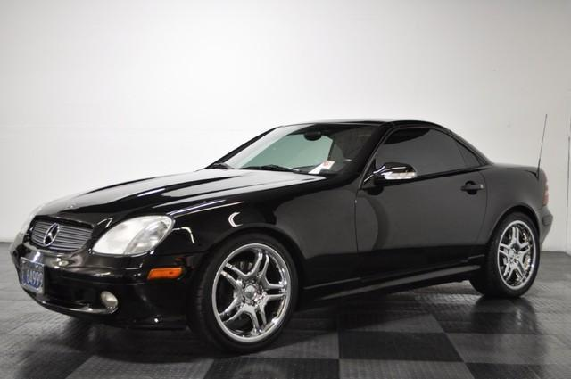 Image gallery 2001 mercedes slk for 2001 mercedes benz slk320