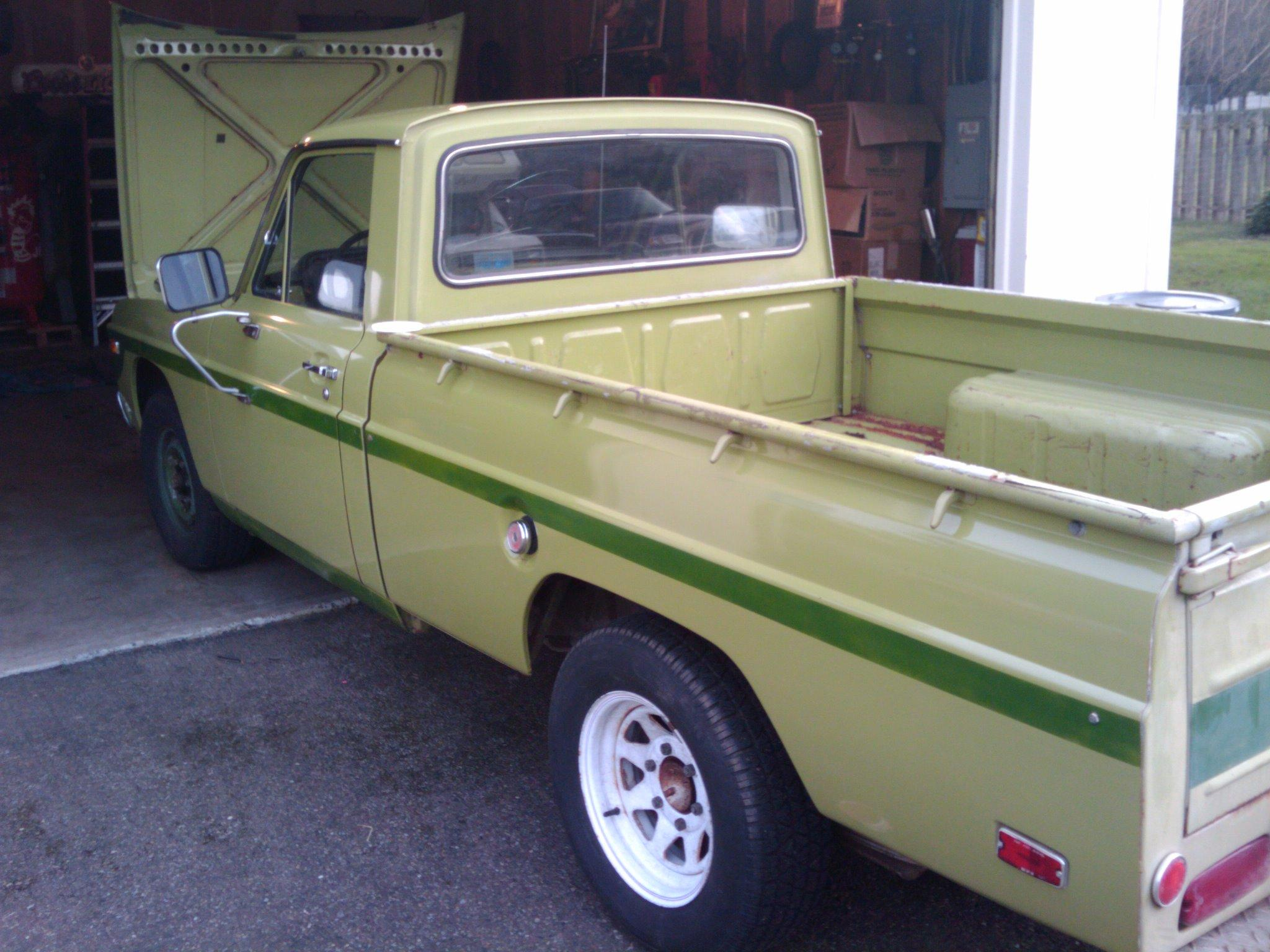 zookiecrew2 1974 Ford Courier 15082874